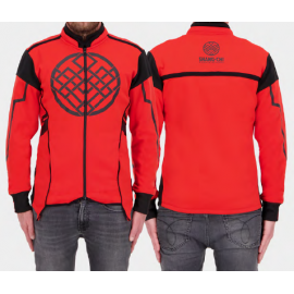 Shang-Chi - Outfit Inspired Men's Tech Trackjacket - Large