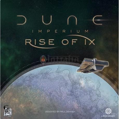 Dune: Imperium Rise of Ix expansion