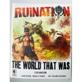 Ruination: The world that was Expansion