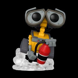Disney 1115 : Wall-E - Wall-E w/Fire Extinguisher