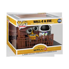 POP Moment: Wall-E - Wall-E & Eve