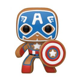 Marvel 933 : Holiday - Captain America