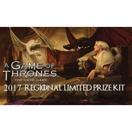 A Game of Thrones LCG 2017 Regional Limited Prize Kit