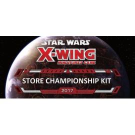 Star Wars Xwing 2017 Store Championship Kit