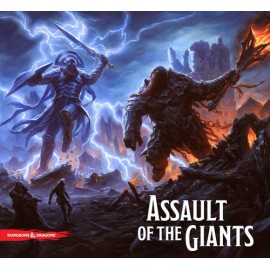 D&D Assault of the Giants boardgame