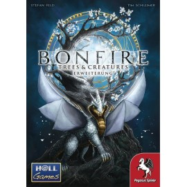 Bonfire - Trees & Creatures Expansion - Boardgame