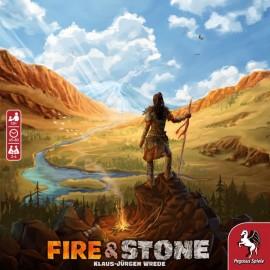 Fire & Stone - Boardgame