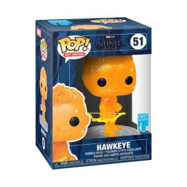 Marvel 51 :Artist Series: Infinity Saga -Hawkeye (Orange)