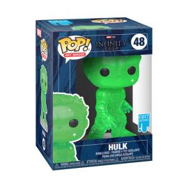 Marvel 48 :Artist Series: Infinity Saga -Hulk (Green)