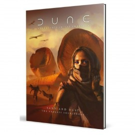 Dune Sand and Dust - RPG