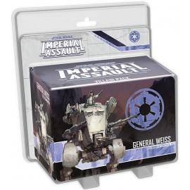 Star Wars Imperial Assault GeneralWeiss Villain Pack