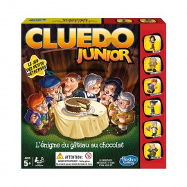 Cluedo Français Junior