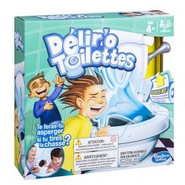 Delir O Toilette jeux Français