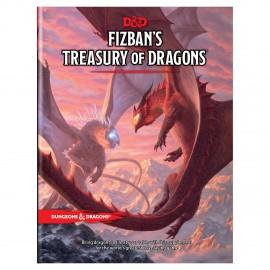 Dungeons & Dragons Next Fizban's treasury of Dragons