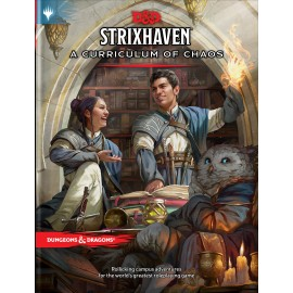 Dungeons & Dragons Next Strixhaven curriculum of chaos