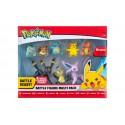 Pokemon Battle figure multipack (8 figures) Wave 6