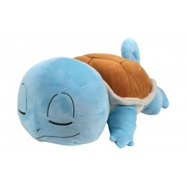 """Pokemon 18"""" (45cm) Sleeping Squirtle Pluch"""