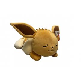 "Pokemon 18"" (45cm) Sleeping Eevee Pluch"