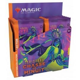 MTG Innistrad Midnight Hunt Collector Booster Display FR (12)