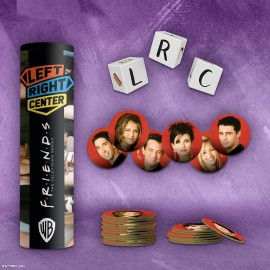 Friends Left Right Center - Party Game