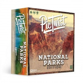 PicTwist™: National Parks Edition - Boardgame
