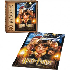 Harry Potter™ and the Sorcerer's Stone 550 Piece Puzzle