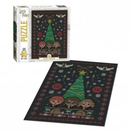 """Harry Potter™ """"Weasley™ Sweaters"""" 550-Piece Puzzle"""