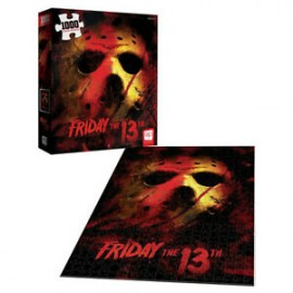 """Friday the 13th """"Friday the 13th"""" 1,000-Piece Puzzle"""