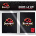 Jurassic Park Card Sleeves - 100 Count