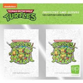 Teenage Mutant Ninja Turtles Card Sleeves - 100 Count