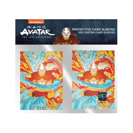 Avatar The Last Airbender Card Sleeves - 100 Count