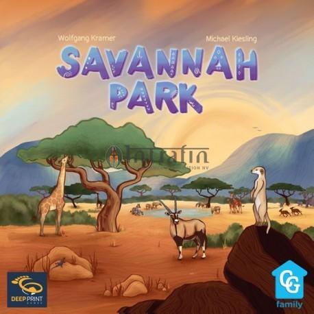Savannah Park - Boardgame