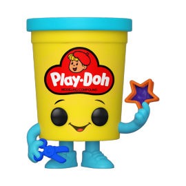 Vinyl 101 : Play-Doh - Play-Doh Container