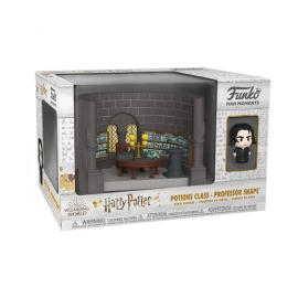 Mini Moments: HP Anniversary - Professor Snape w/Slughorn Chase