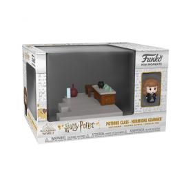 Mini Moments: HP Anniversary - Hermione w/Cho Chase