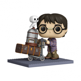 POP Deluxe: HP Anniversary - Harry Pushing Trolley
