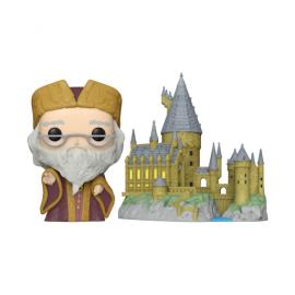 POP Town: HP Anniversary - Dumbledore w/Hogwarts
