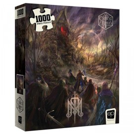 """Critical Role: Vox Machina """"Heroes of Whitestone"""" 1000 Piece Puzzle"""