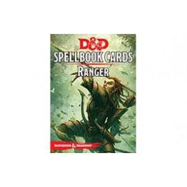 Dungeons & Dragons Ranger Spell Deck (46 cards)