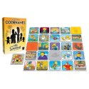 CODENAMES: The Simpsons Family Edition - Card Game