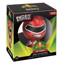 DORBZ 253 - Power Rangers - Red