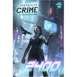 Chronicles of Crime: 2400- board game