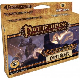 Pathfinder ACG Mummy's Mask2 Empty Graves
