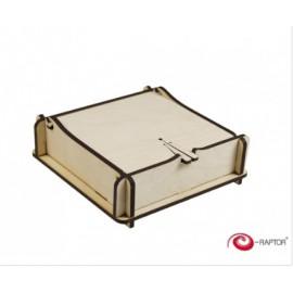 E-Raptor Magic Box- Wooden
