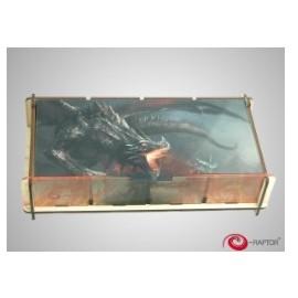 E-Raptor Token Box L- Fighting Dragon