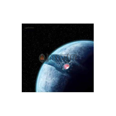 Star Wars Starkiller Base Game Mat (Xwing- Armada)