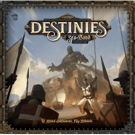 Destinies Expansion Sea of Sand