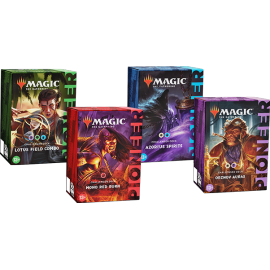 MTG Pioneer Challenger deck Display (8) 2021 French