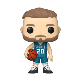 NBA:123 Charlotte Hornets-GordonHayward(Teal Jersey)