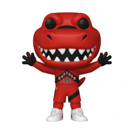 NBA:02 Mascots - Toronto Raptors - Raptor(new pose)
